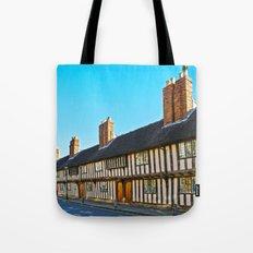 Stratford Upon Avon Timber Frame Houses  Tote Bag