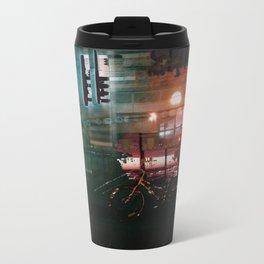 Untitled.47 | Light Series  Metal Travel Mug