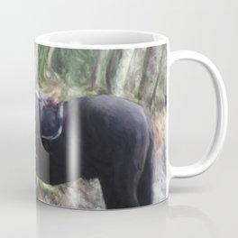 Horse Near Matheson Lake No. 1 Coffee Mug