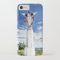 jesus iPhone & iPod Cases featuring Jesus by Condor