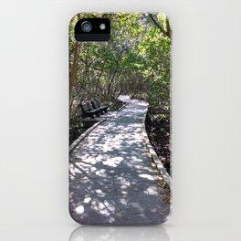 Four Mile Cove iPhone Case