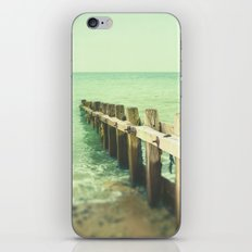 Into the Sea iPhone & iPod Skin