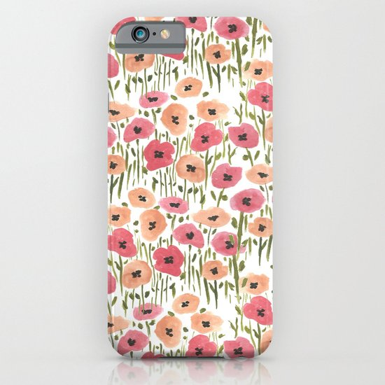 Garden Print iPhone & iPod Case