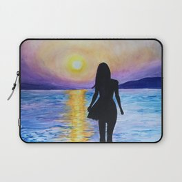 Bewitching Hour Laptop Sleeve