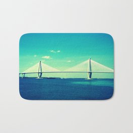 Charleston Bridges Bath Mat