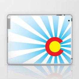 Colorado Sunrise Laptop & iPad Skin