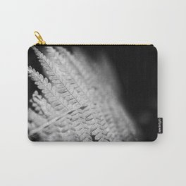 Fern Leaf in the Sunlight Botanical / Nature Photograph Carry-All Pouch