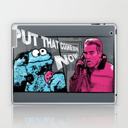 Put that cookie down! Laptop & iPad Skin