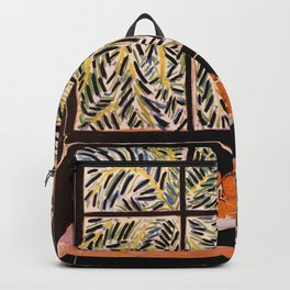 Matisse Exhibition poster 1979 Backpack