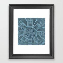 Fractal 2 Framed Art Print