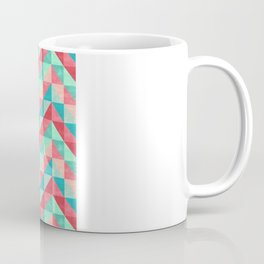 Chevron Facet 3 Coffee Mug