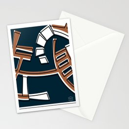 Talleres Facultad de Ciencias -Detail- Stationery Cards