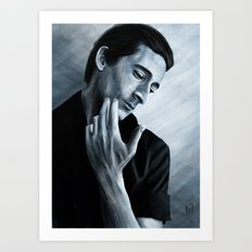 Adrien Art Print