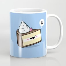 Eat Me! - Wonderland Kawaii Cake Mug