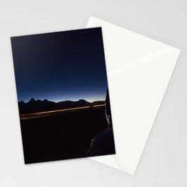 Light Obstruction Stationery Cards