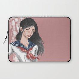 Japan girl Laptop Sleeve