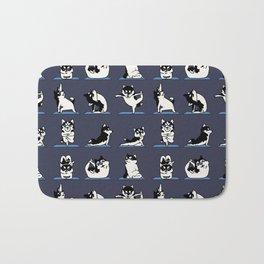 Husky Yoga Bath Mat