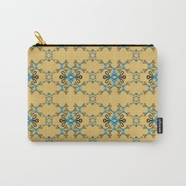 Shears in blue game Carry-All Pouch