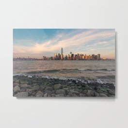 NEW YORK CITY 04 Metal Print