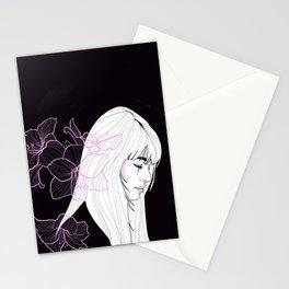 Fleur De Lune Stationery Cards