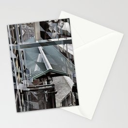 Velocities inhibit lighthearted languish activity. Stationery Cards