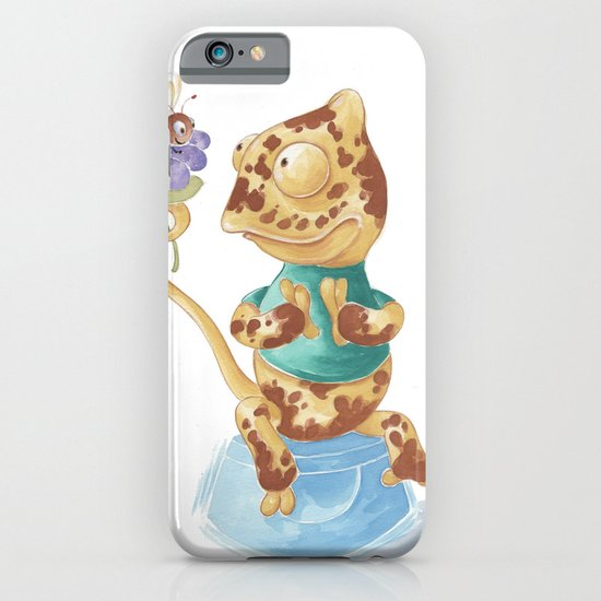 Beans Camelot iPhone & iPod Case