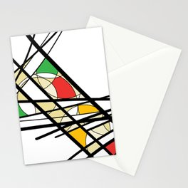 Urban Abstract II Stationery Cards