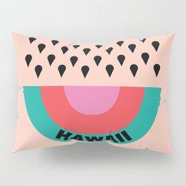 HAWAII RAINBOW WATERMELON Pillow Sham