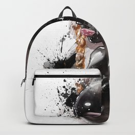 Fetish painting #2 Backpack
