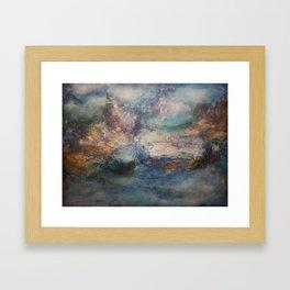 A Semblance Of Home Framed Art Print