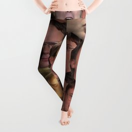 Dwight Schrute Collage Leggings