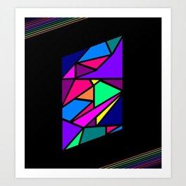 Mix-11 Art Print