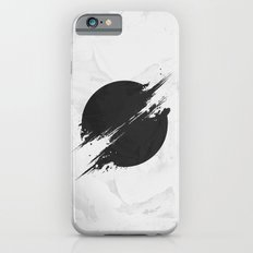 The Sun Is Black Slim Case iPhone 6s