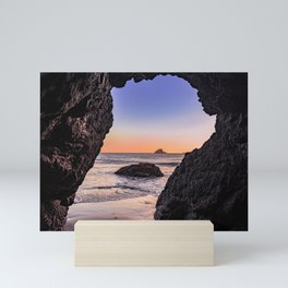 Sunset Cove Mini Art Print