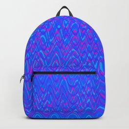 color waves 3 Backpack