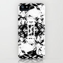 Entropy (Inverse) iPhone Case