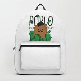 Pablo Escobear Backpack