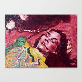 The Countess Dracula Canvas Print