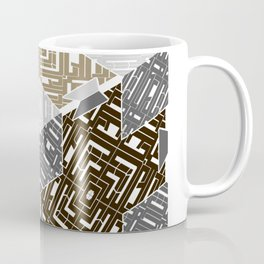 D6 Cube of the Dwarven King Coffee Mug