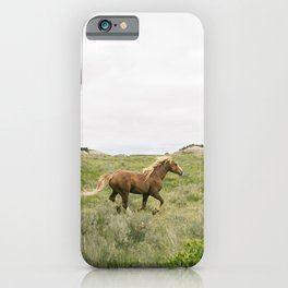 Wild Horses Couldn't Keep Me Away iPhone Case