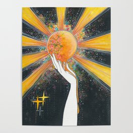 Hold onto your sun Poster