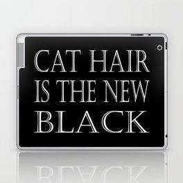 Cat Hair Is The New Black Laptop & iPad Skin