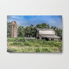 Between Here and Some Other Place HD Metal Print
