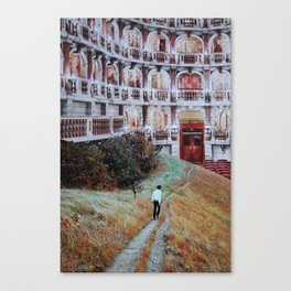 All Is Dream Canvas Print