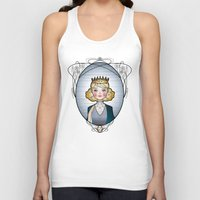 dorothy Tank Tops featuring Dorothy Gale by Anastasia Sereda