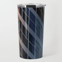 Manhattan Windows - Belts  Travel Mug
