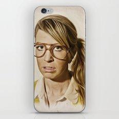 i.am.nerd. : Lizzy iPhone & iPod Skin