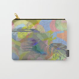 Color Waterfall Carry-All Pouch