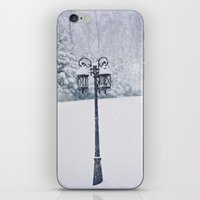 narnia iPhone & iPod Skins featuring Welcome to Narnia by Angela Stansell Photography
