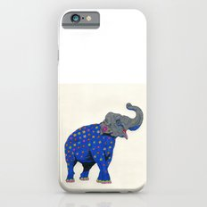 Fashion Animals, Spring 2014 Collection: Eléphant à Fleurs iPhone 6s Slim Case
